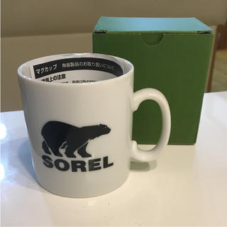 ソレル(SOREL)のソレル SOREL マグカップ(グラス/カップ)