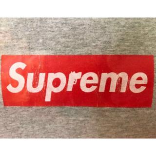 シュプリーム(Supreme)の最終値下げ!99年 supreme BOX ソプラノ  ピストル XL 正規品(Tシャツ/カットソー(半袖/袖なし))