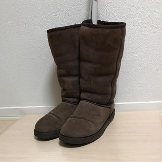 アグ(UGG)のUGGムートンブーツ(ブーツ)