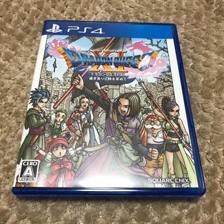 プレイステーション4(PlayStation4)のドラクエ11(家庭用ゲームソフト)