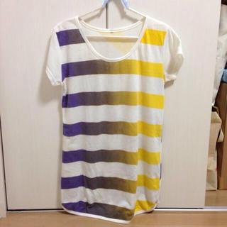 グラデT(Tシャツ(半袖/袖なし))