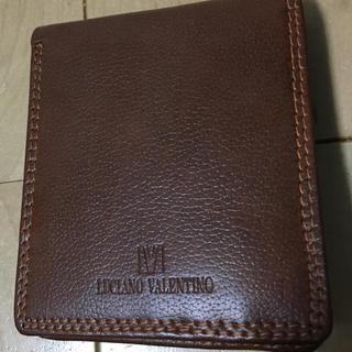 ジャンニバレンチノ(GIANNI VALENTINO)の財布折りたたみ(折り財布)