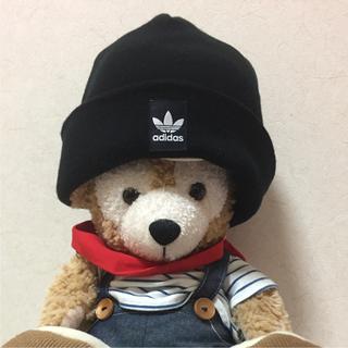 アディダス(adidas)の【定価2,905円→1,490円:新品】アディダス adidas ニット帽(ニット帽/ビーニー)