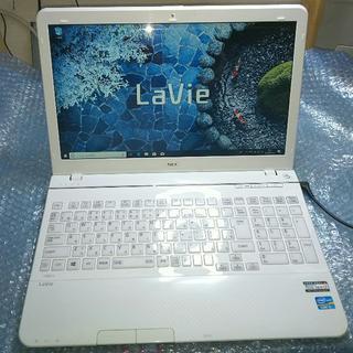 エヌイーシー(NEC)のLaVie改31 Core i7 SSD128GB HDD750GB Win10(ノートPC)