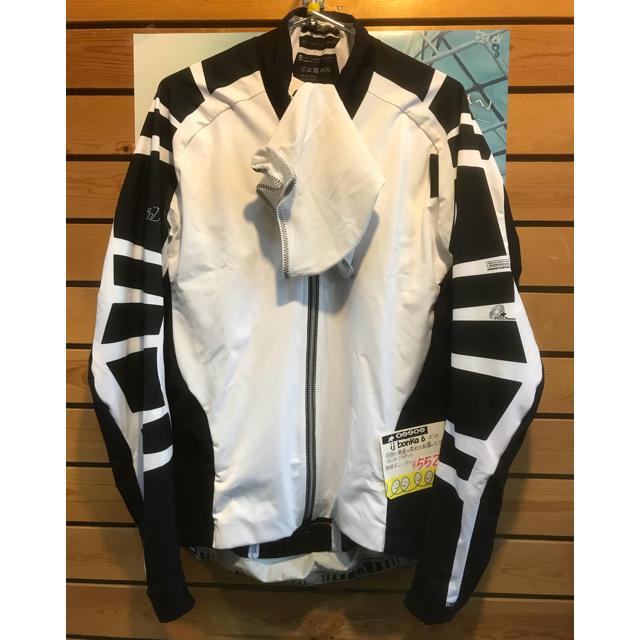 アソス最上級ウインタージャケット ij.bonka 6 Mille   Lサイズ スポーツ/アウトドアの自転車(ウエア)の商品写真
