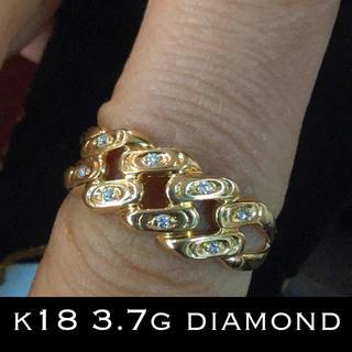 K18 18金(リング(指輪))