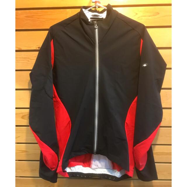 アソス 長袖サイクルジャケット ij.haBu   XLサイズ スポーツ/アウトドアの自転車(ウエア)の商品写真