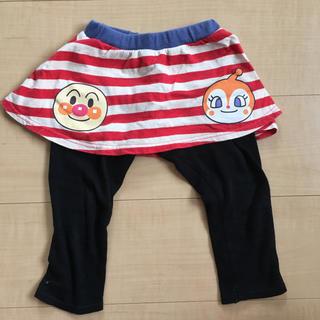 アンパンマン(アンパンマン)のアンパンマンとドキンちゃんズボン(スカート)