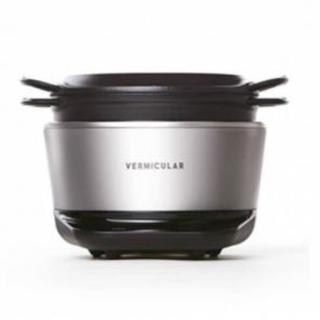 バーミキュラ(Vermicular)の専用です。  バーミキュラ ライスポット ソリッドシルバー RP23A-SV(炊飯器)