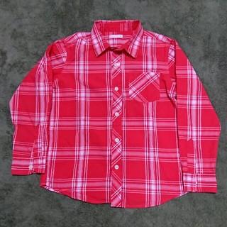 ジーユー(GU)のシャツ ブラウス 130 GU(Tシャツ/カットソー)