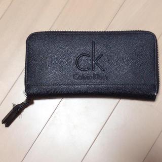 カルバンクライン(Calvin Klein)のCalvin Klein  財布(長財布)