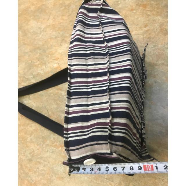 えにし製 ショルダーバッグ(自転車用サコッシュ) ハンドメイドのファッション小物(バッグ)の商品写真