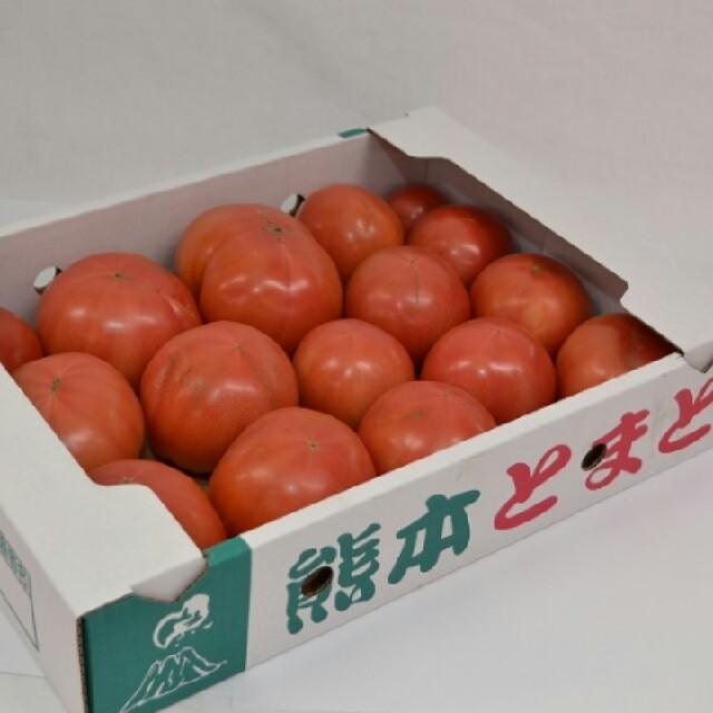 訳あり ソムリエトマト 4kg(16玉~30玉) 食品/飲料/酒の食品(野菜)の商品写真