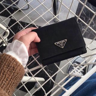 プラダ(PRADA)のプラダ prada 財布 三つ折り財布(財布)