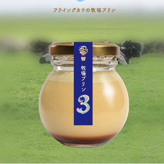 無添加・無香料・無着色 3プリン 6個入 食品/飲料/酒の食品(菓子/デザート)の商品写真