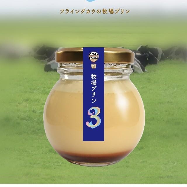 鰻様専用  3プリン 6個入 食品/飲料/酒の食品(菓子/デザート)の商品写真