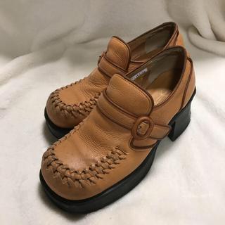 アシナガオジサン(あしながおじさん)のあしながおじさん レディースシューズ(ローファー/革靴)