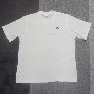 アディダス(adidas)のadidasメンズコットンワンポイントTシャツ 4枚セット(Tシャツ/カットソー(半袖/袖なし))