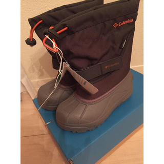 コロンビア(Columbia)のColumbia キッズ スノーブーツ(長靴/レインシューズ)
