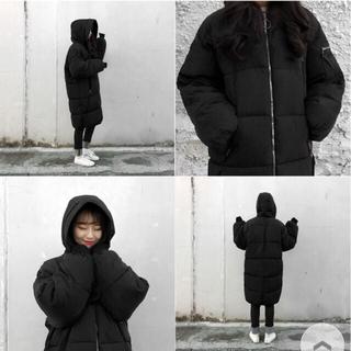 ゴゴシング(GOGOSING)の寒さ対策バッチリロングダウン(ダウンコート)