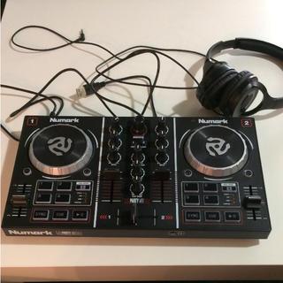 Numark Party Mix 箱付き(DJコントローラー)