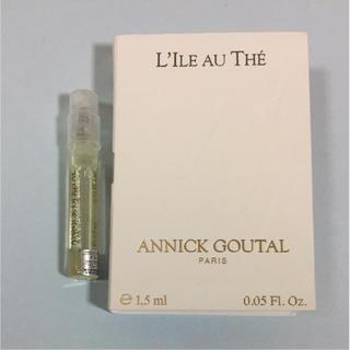アニックグタール(Annick Goutal)のアニックグタール イルオテ サンプル香水(香水(女性用))