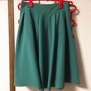 ハニーズ(HONEYS)のハニーズ フレアスカート (ひざ丈スカート)