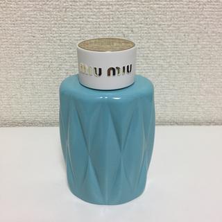 ミュウミュウ(miumiu)の【新品】ミュウミュウ ボディローション(ボディローション/ミルク)