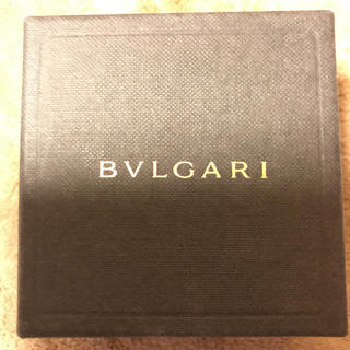 ブルガリ(BVLGARI)のBVLGARI リングケース(リング(指輪))