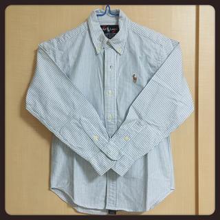 ラルフローレン(Ralph Lauren)のコットン100% ラルフローレン シャツ 子供用(ブラウス)