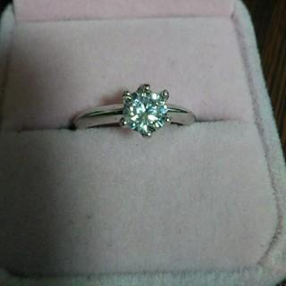 ティファニー(Tiffany & Co.)のティファニー1カラットダイヤリング(リング(指輪))
