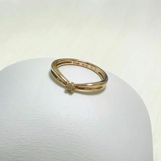 スタージュエリー(STAR JEWELRY)のスタージュエリー STARJEWELRY ピンキーリング ダイヤモンド(リング(指輪))