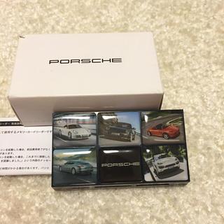 ポルシェ(Porsche)の未使用! ポルシェ メモリーカードリーダー(PC周辺機器)