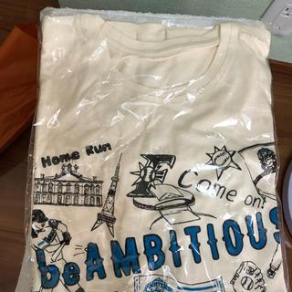 ホッカイドウニホンハムファイターズ(北海道日本ハムファイターズ)の日本ハム 非販売Tシャツ Lサイズ(Tシャツ/カットソー(半袖/袖なし))