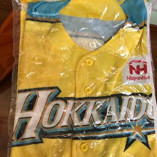 ホッカイドウニホンハムファイターズ(北海道日本ハムファイターズ)のアッキー様専用 日本ハム 非販売ユニホーム フリーサイズ(応援グッズ)