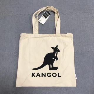 カンゴール(KANGOL)のKANGOL トートバック(トートバッグ)