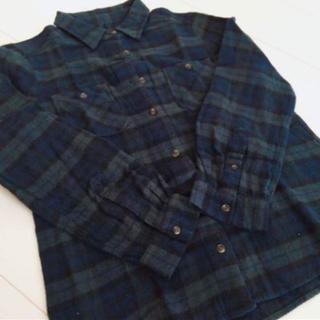 ロペピクニック(Rope' Picnic)の美品 チェックシャツ カーディガン(シャツ/ブラウス(長袖/七分))