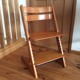 ストッケ(Stokke)のdcha121626様専用  ストッケ トリップトラップ  子供椅子(その他)
