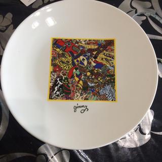 ジミー(Jimmy)のジミー大西絵皿 jimmy 非売品(食器)