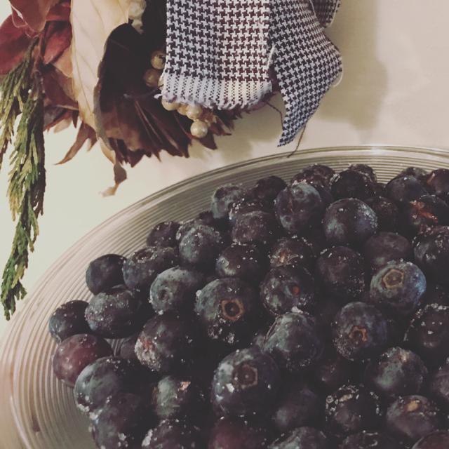 冷凍ブルーベリー 食品/飲料/酒の食品(フルーツ)の商品写真