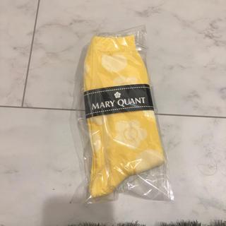 マリークワント(MARY QUANT)のマリクワ靴下(ソックス)