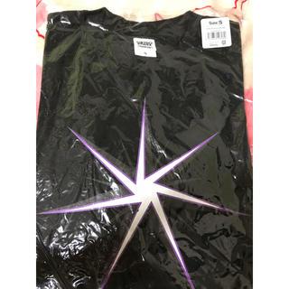 サンダイメジェイソウルブラザーズ(三代目 J Soul Brothers)の三代目MP黒ツアーTシャツ(その他)