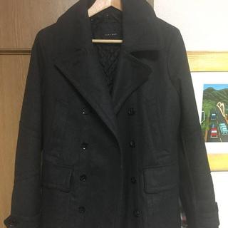 ザラ(ZARA)のZARA MAN  コート  Mサイズ ザラ(ピーコート)