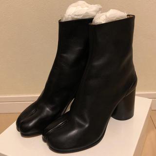 マルタンマルジェラ(Maison Martin Margiela)のマルタンマルジェラ 新品 足袋ブーツ 38(ブーツ)