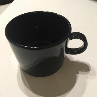 イッタラ(iittala)のイッタラ ティーマ カップ ブラック(グラス/カップ)
