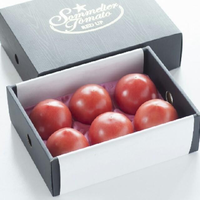 ソムリエトマト1.3kg(5玉~10玉) 食品/飲料/酒の食品(野菜)の商品写真