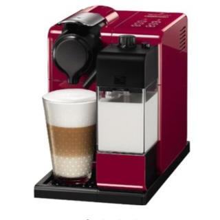 ネスレ(Nestle)の専用カプセル式コーヒーメーカー 「ラティシマ・タッチ」 F511-RE レッド(エスプレッソマシン)