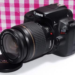 キヤノン(Canon)の❤大切な思い出を綺麗に残そう❤Canon Kiss x7 レンズキット(デジタル一眼)