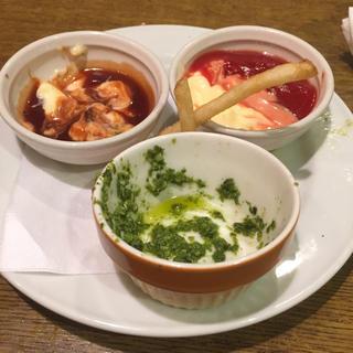 抹茶マヨネーズ(茶)
