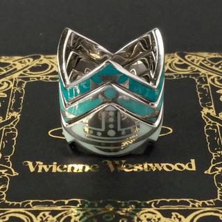 ヴィヴィアンウエストウッド(Vivienne Westwood)のFarringdon Triple Ring viviennewestwood(リング(指輪))
